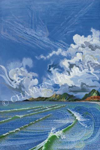 like land and sky